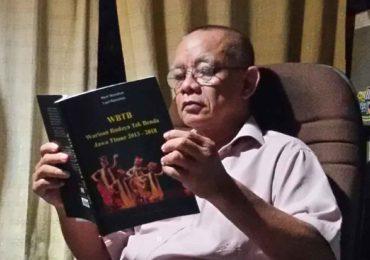 Henri Nurcahyo Luncurkan Buku Warisan Budaya tak Benda