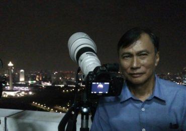 Bersaing dengan Fotografer Dunia Memotret Paus Yohanes Paulus