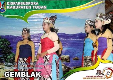 Gemblak Tuban alias Wayang Panji