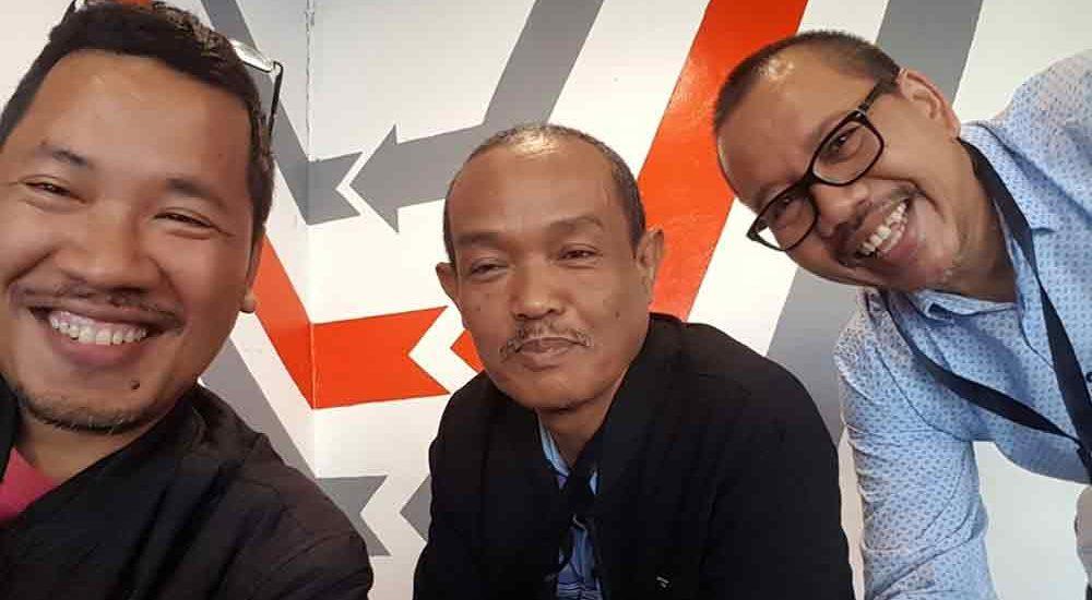 Jaga Produktivitas bareng Kawan-kawan Eks Surabaya Post