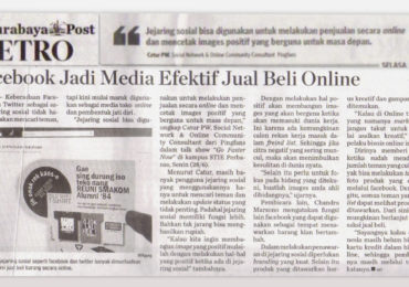 Surabaya Post dari Masa ke Masa