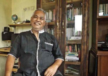 Zed Abidien : Jika Tidak jadi Jurnalis, Saya Mau Apa?