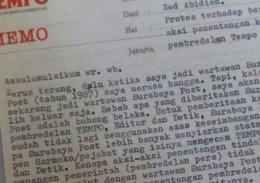 Surat untuk Toety Azis