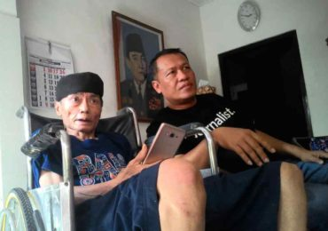 Mampir Surabaya, Sapto Anggoro Sambangi GBS