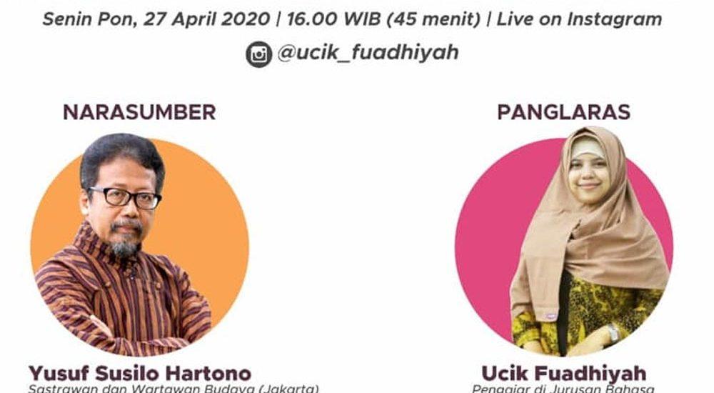 Ngabu-Gurit Bareng Yusuf Susilo Hartono